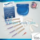 Boil and Bite Teeth Whitening Kit with 5 Gel Refills